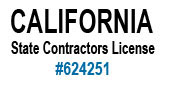 California State Contractors License